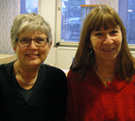 Gunilla Myhrman, Britta Gustafsson